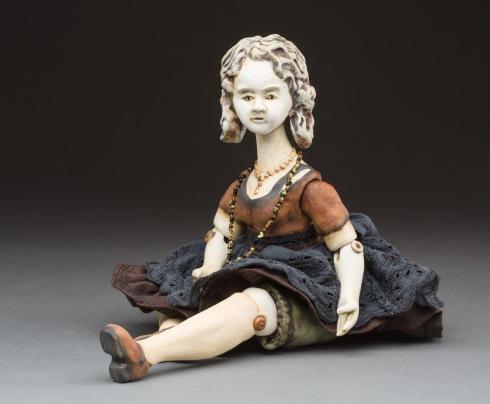 NIADA Self Portrait Doll (photo by D. Kvitka)